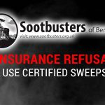 Insurance refusal unless your a registered Sweep